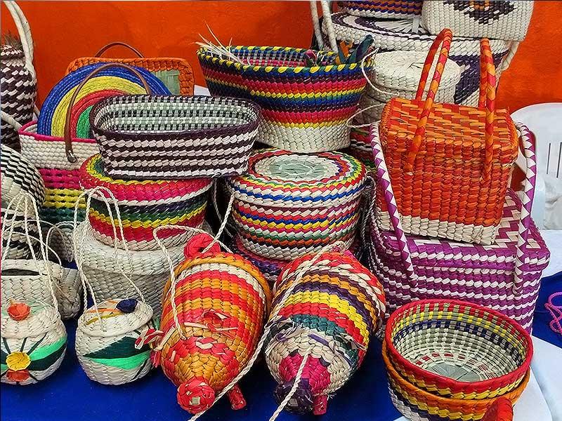 ارزآوری بالای صادرات صنایع دستی هرمزگان