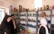 اجرای پروژه توسعه صنایع دستی روستایی در کشور