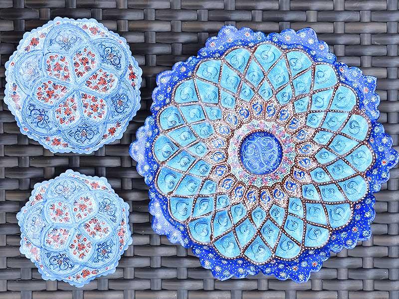 ثبت جهانی یک سوم از صنایع دستی اصفهان