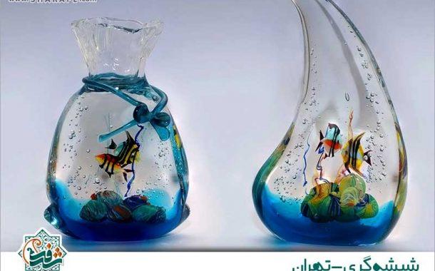 صنایع دستی استان تهران