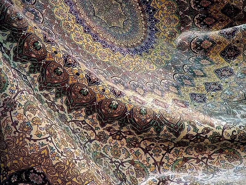 بازار فرش ایران و عوامل رکود صادرات