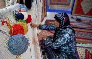 ظرفیتهای اشتغال بانوان در بخش صنایع دستی