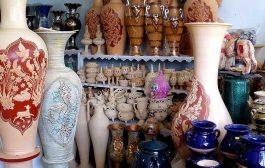 سهم بالای اشتغال در صنایع دستی استان همدان