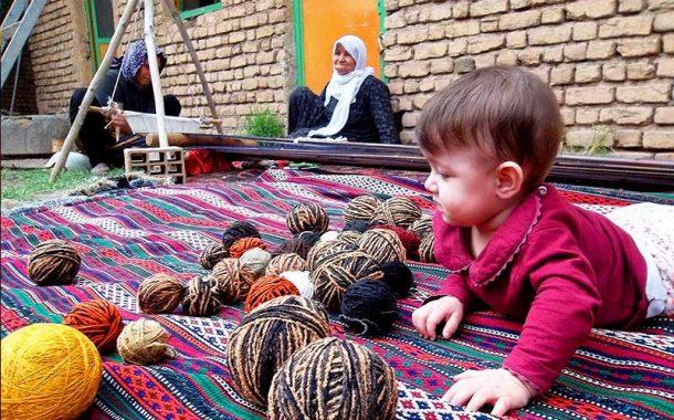 توسعه صنایع دستی در روستاها
