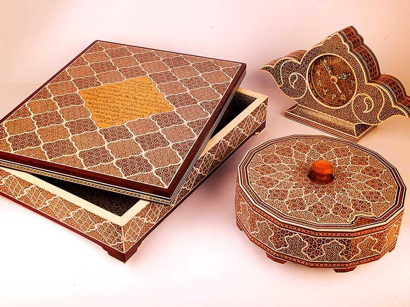 صادرات صنایع دستی ایران و ارائه راهکارها