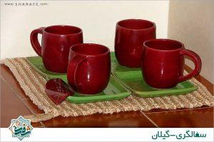 pottery-gilan
