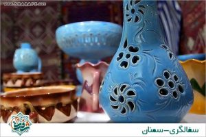 pottery-semnan