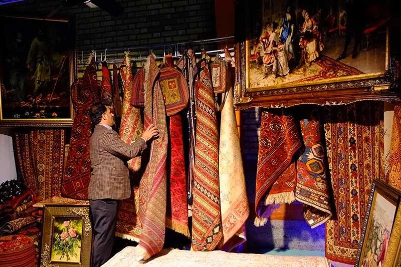 جشنواره ورنی در شهرستان اهر برگزار شد